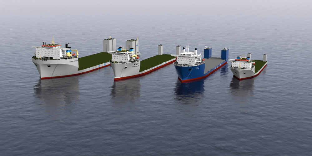 All COSCO Vessels