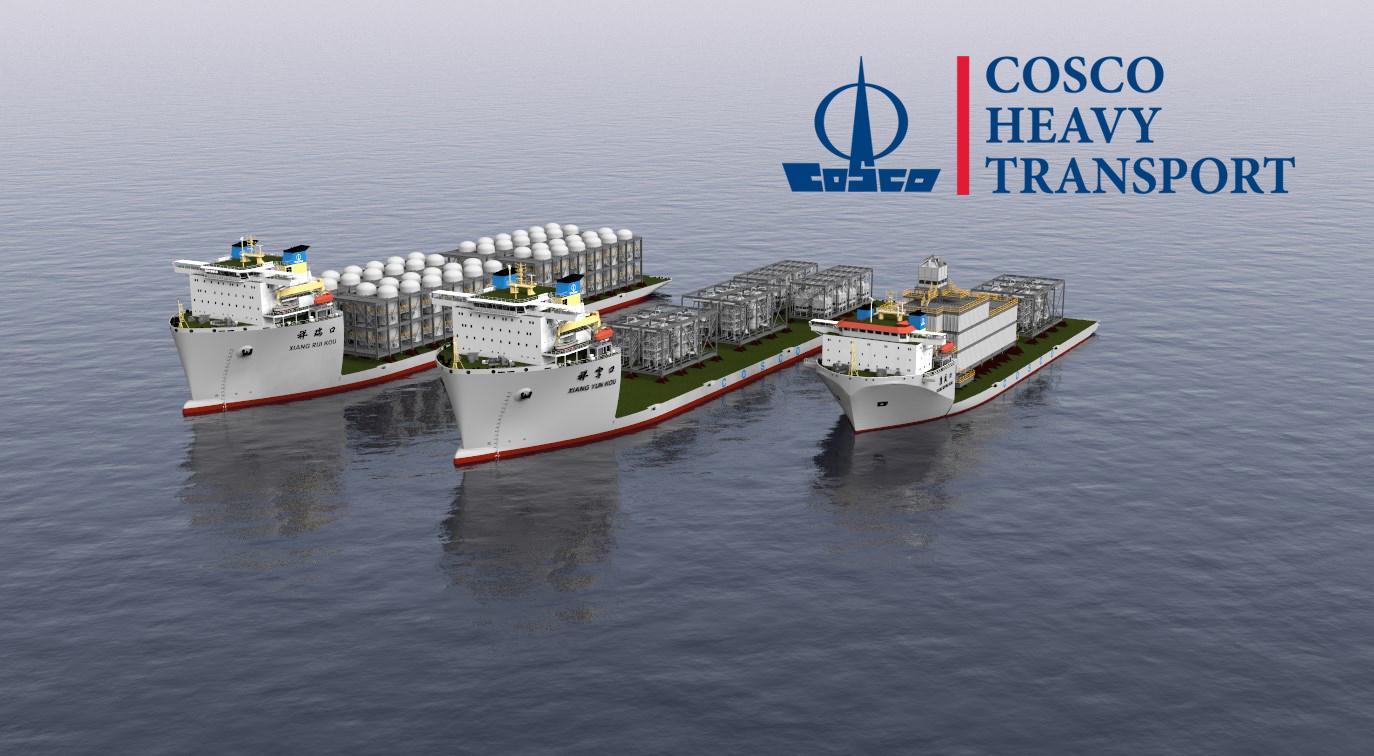 Coscol Awarded Major Transportation Contract Cosco Heavy