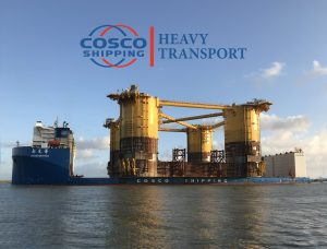 COSCO SHIPPING Specialized Carriers safely delivers Shell's