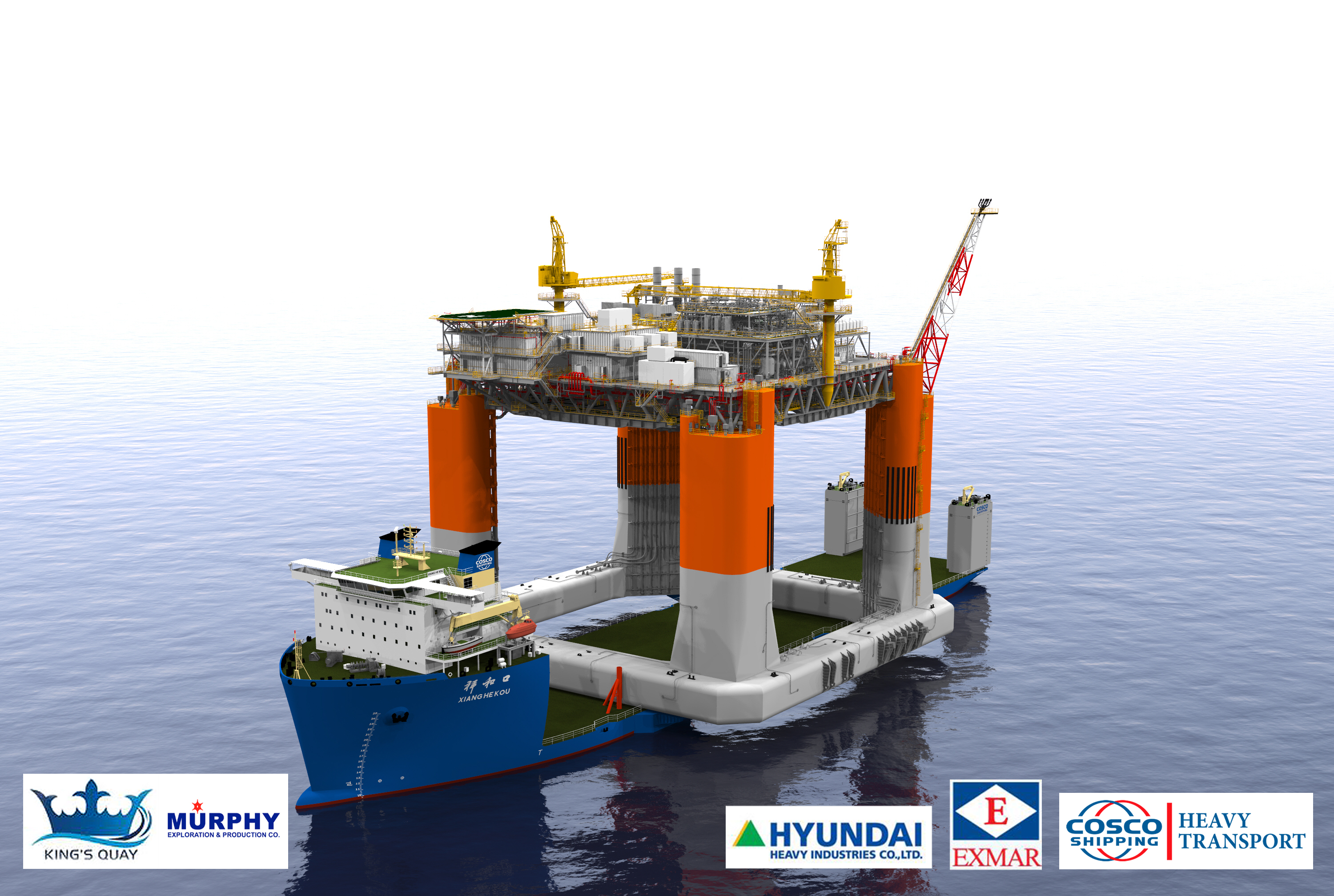 Semi-Submersible Fleet | Breakbulk | COSCO Heavy Transportation